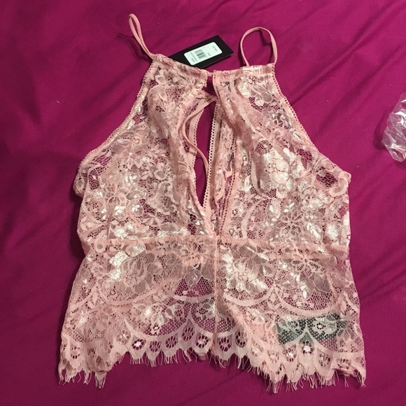 f5bda0d629 Frederick s of hollywood noemi lace bralette new